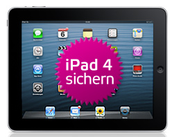 iPad als Neukundenprämie