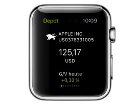 screenshot apple watch dab bank